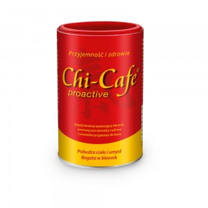 Chi-Cafe proactive 180g